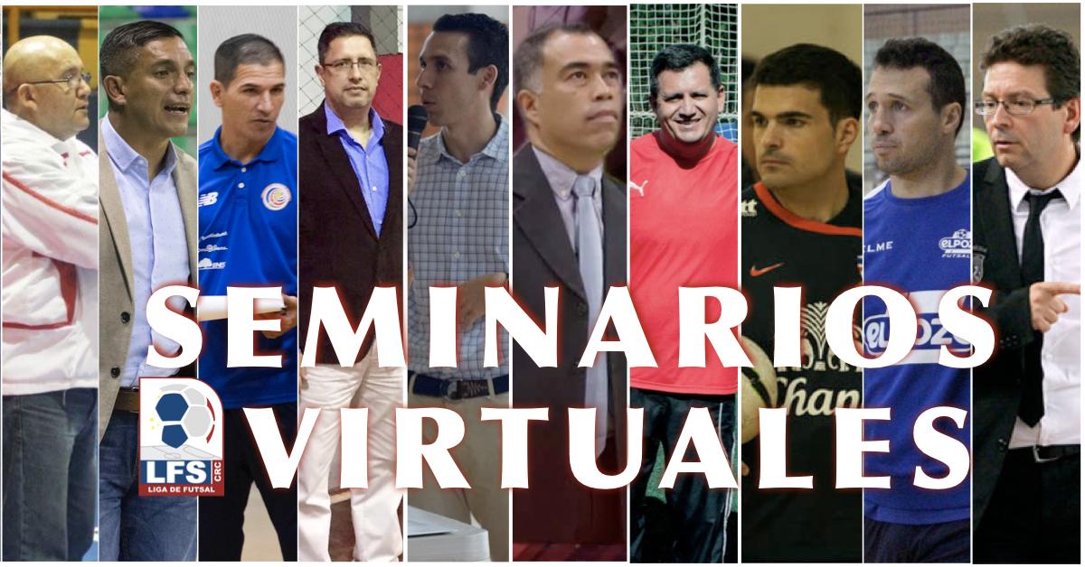 Capacitaciones virtuales y gratuitas con entrenadores nacionales y extranjeros