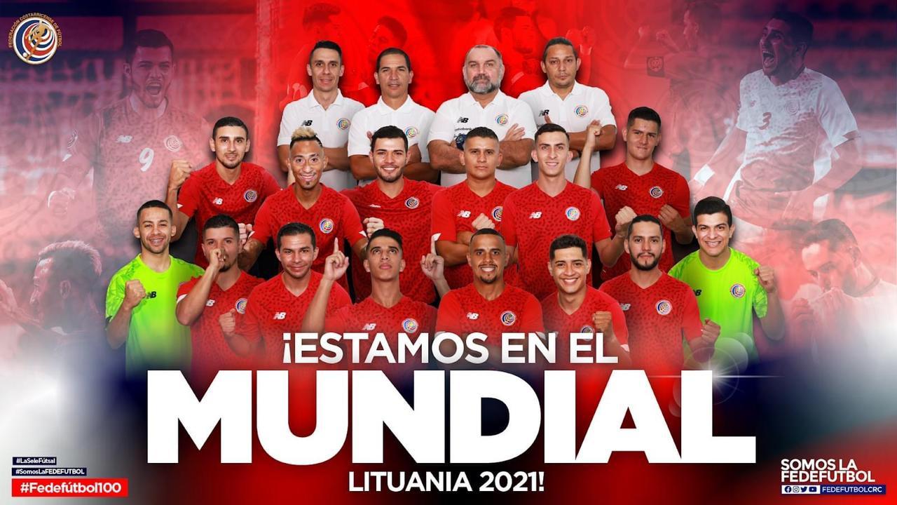 ¡Estamos en el Mundial de Lituania!